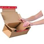 ColomPac Versandkarton Return Box S Nr. CP 069.02 282x9x191cm braun
