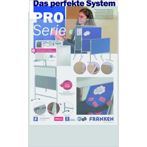 Franken Wetterfeste Postertasche für DIN A1 841x594cm