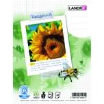 Landré Collegeblock Recycling A5 60g kariert Nr. 10005011480 Blatt mit Rand