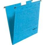 Falken Hängemappe UniReg A4 blau Nr. 80002447 230g Kraftkarton
