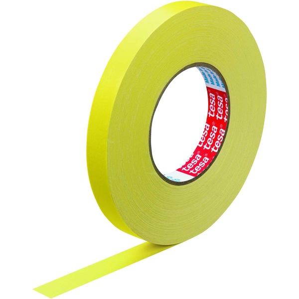 tesa Gewebeband 19mmx50m gelb Nr. 57230-03 extra Power