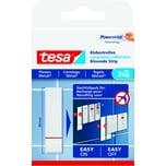 Tesa Powerstrips weiß 3kg Nr. 77761 PA 6 Stück 15x81mm