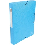 ExacomPTA Archivbox Exabox A4 40mm Nr. 50406E Manilakarton türkis