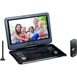 Lenco DVD-Player DVP-1273 2294293 DVB-T 2 12Zoll tragbar sw