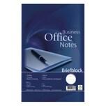 Briefblock A4 liniert 50Blatt Business Office Notes