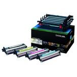 Lexmark Photoleiter C540X74G sw/c/m/y 2 St./Pack.