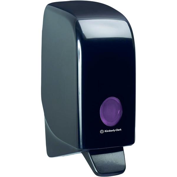 Aquarius Seifenspender 7173 235x116x114cm Kunststoff schwarz