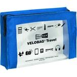 Velobag Reißverschlusstasche Travel A5 Nr. 2705351 PVC blau/transparent