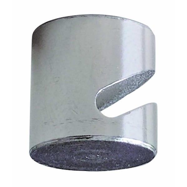 Franken Magnet Haken 16mm rund silber Nr. HMN16 Ø 16mm 10.500kg PA 4Stk
