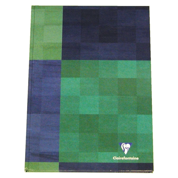 Clairefontaine Kladde A4 liniert 96Blatt Nr. 9046C starker Deckel Geschäftsbuch