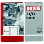 Novus Blockhefterklammern 23/13 Super Nr. 042-0533 PA 1.000 Stück verzinkt