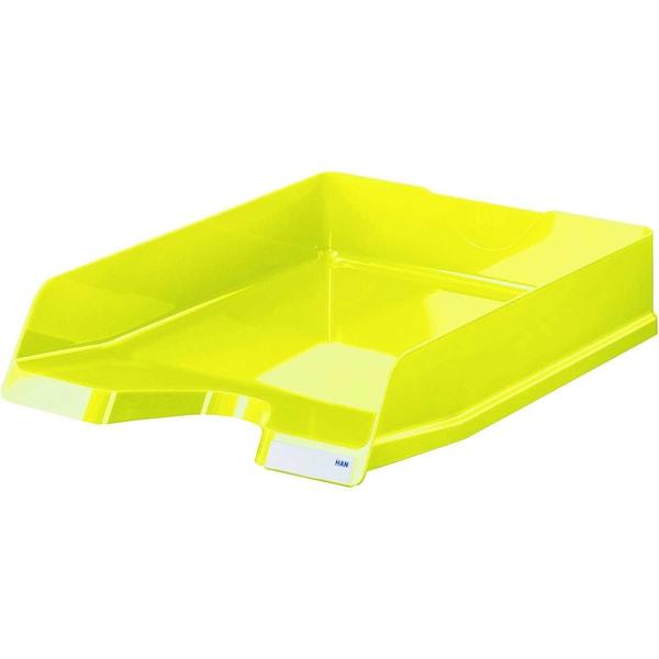 HAN Briefablage Viva A4/C4 gelb Nr. 10275-95 hochglänzend Polysterol
