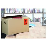 Herma Superprint-Etikett Nr. 5061 grün PA= 280Stk 105x423mm bedruckbar
