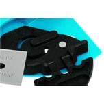 Martor Zangengriffmesser Secupro Martego 12200102 schwarz/blau