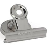 Maul Briefklemmer Magnet 30mm Nr. 2183096 PA 2Stk Klemmweite 15cm