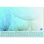 Sigel Schreibunterlage Drops Papier Nr. HO450595X41cm 30Blatt ohne Folie