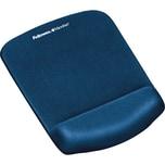 Fellowes Handgelenkauflage PlushTouch Nr. 9287302. Mauspad blau. 18.5x2.5x24cm