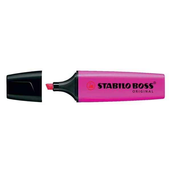 Stabilo Boss Textmarker lila Nr. 70/58 Strichstärke 2-5 mm nachfüllbar