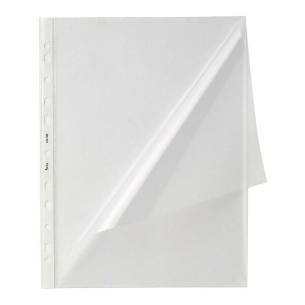 Bene Prospekthülle A4 PP glasklar Nr. 206200 50St oben & Lochseite offen