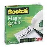 Scotch Klebeband Magic 810 12mm x 33m Nr. M8101233matt kopier & beschreibbar