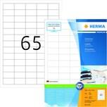 Herma SuperPrint-Etikett Nr.4270 weiß PA 6.500Stk 381x212mm permanent