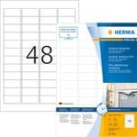Herma Folienetikett Special 9536 457x212mm weiß PA 1.920 Stück