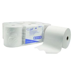 Scott Handtuchrolle Slimroll 6667 20cmx304m weiß 6 Rl./Pack.