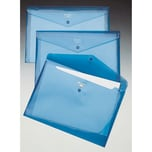 Rexel Aktentasche Carry Folder 16129BU DIN A4 blau 5 St./Pack.