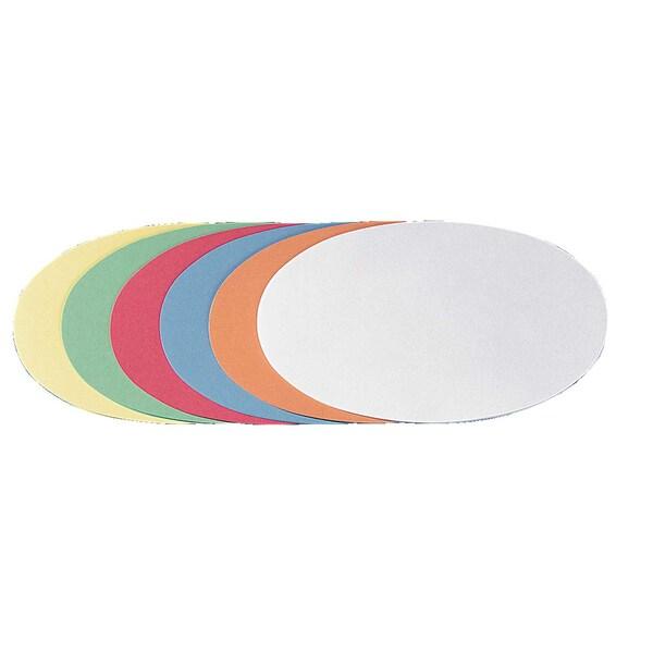 Franken Moderationskarte Ovale sk Nr. UMZS 1119 99 11x 9cm PA 300Stück