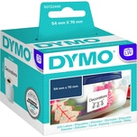 Dymo Disketten-Etikett S0722440 weiß PA 320 Etiketten/Rolle 54x70mm