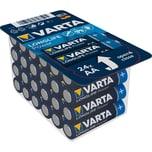 Varta Batterie Longlife Power Mignon AA Nr. 4906301124 1.5V. LR6. PA= 24Stk