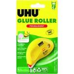 Uhu Kleberoller Dry & Clean 65mmx85m Nr. 50465 permanent Einweg
