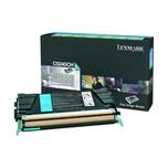Lexmark Toner C5240CH cyan Rückgabe f. C524 5.000 Seiten