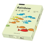 Rainbow Color Paper 80g A3 hellgrün Nr. 88042588 PA 500 Blatt