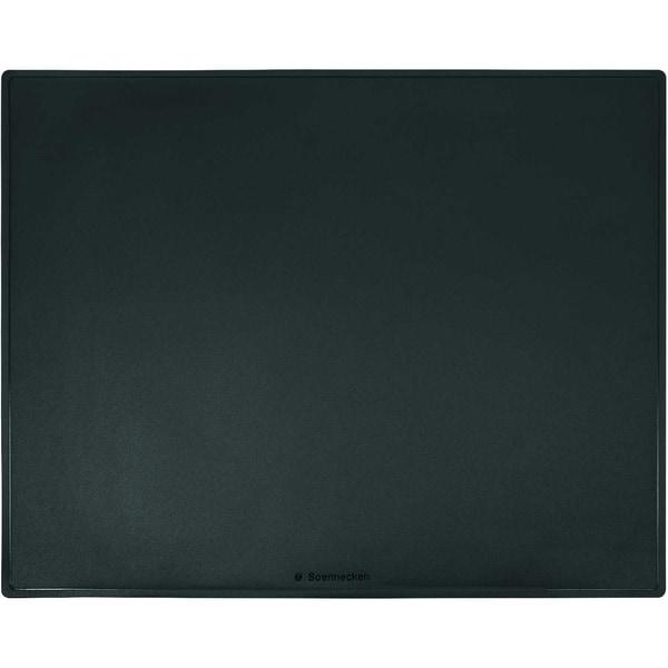 Soennecken Schreibunterlage schwarz Nr. 3649 63x50cm rutschfest