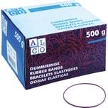 Alco Gummiringe rot Ø 50cm Nr. 739 Karton 500g Kautschuk