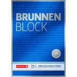 Brunnen Briefblock A4 liniert Nr. 1052827 90g blau 50 Blatt