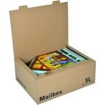 ColomPac Versandkarton Mailbox XL Nr. CP098.05 46x175x335cm braun