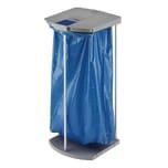 Hailo Abfall-Sammel-System Profi LIne Nr. 120 0912-110. 120 Liter. grau