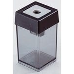 Dahle Dosenspitzer Vierkantbehälter Nr. 53461-21365 Ø 8mm grau transparent