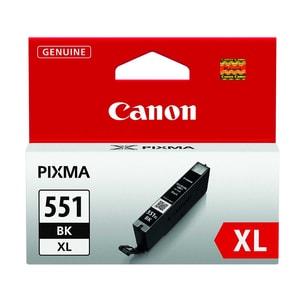 Original Canon Tinte CLI551 XLBK schwarz Nr. 6443B001 11ml