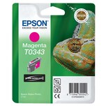 Epson Tintenpatrone C13T03434010 magenta f. Stylus Photo 2100
