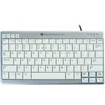 BakkerElkhuizen Tastatur UltraBoard BNEU950DE ws/si