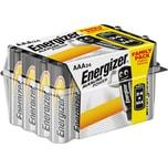 Energizer Batterie Alkaline Power AAA Nr. E300456500. 1.5V. Micro. LR03. 24Stk