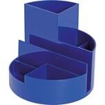 Maul Rundbox M4117637 dunkelblau Kunststoff 12.5cmhoch 14cmØ