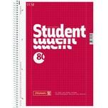 BRUNNEN Collegeblock Student A4 kariert Nr. 1067928 80 Blatt Lineatur 28