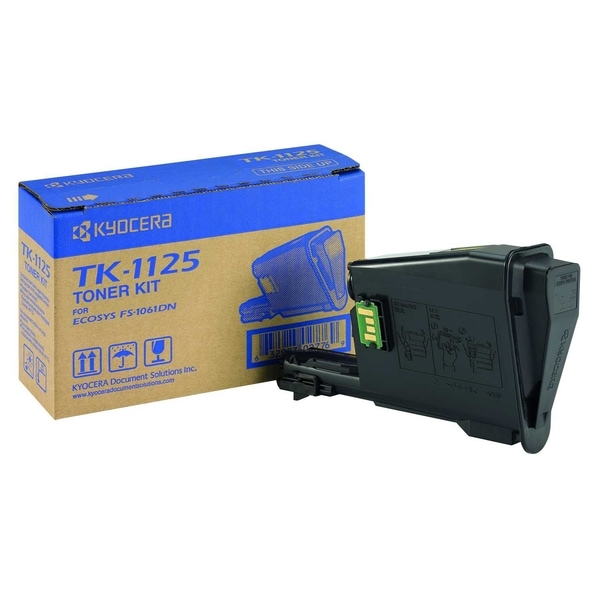 Original Kyocera Toner TK 1125 schwarz Nr. 1T02M70NL0 ca. 2.100 Seiten