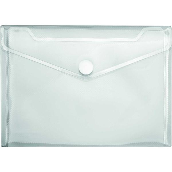 Veloflex Dokumententasche Crystal A5 Nr. 4550100. 0.20mm. transparent