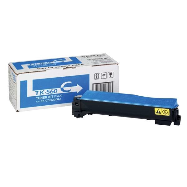 Kyocera Toner Kit TK560C 1T02HNCEU0 f. FSC5300DN 10.000S. cyan