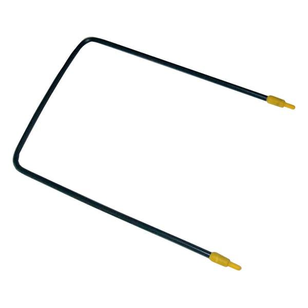 Abheftbügel 12cm Schenkellänge Metall für 8cm Lochung PA25St 60mm